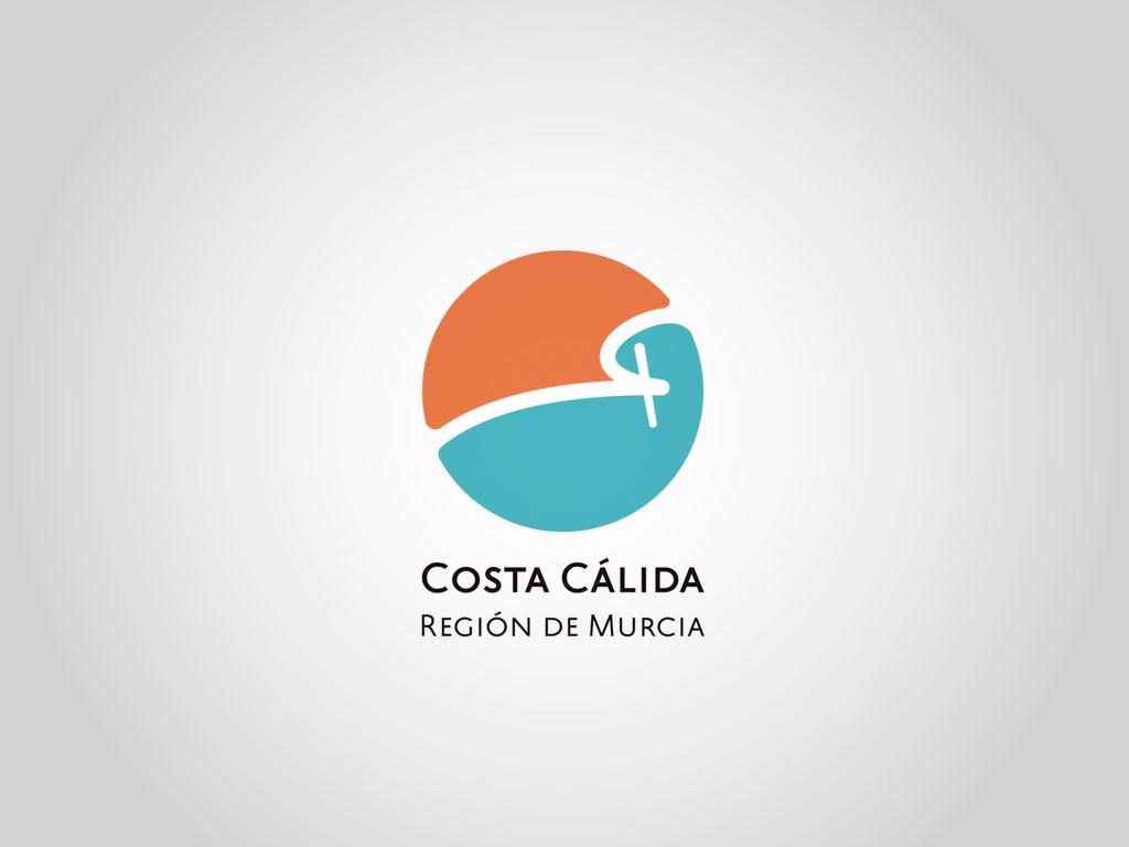 Propuesta logo costa calida Murcia