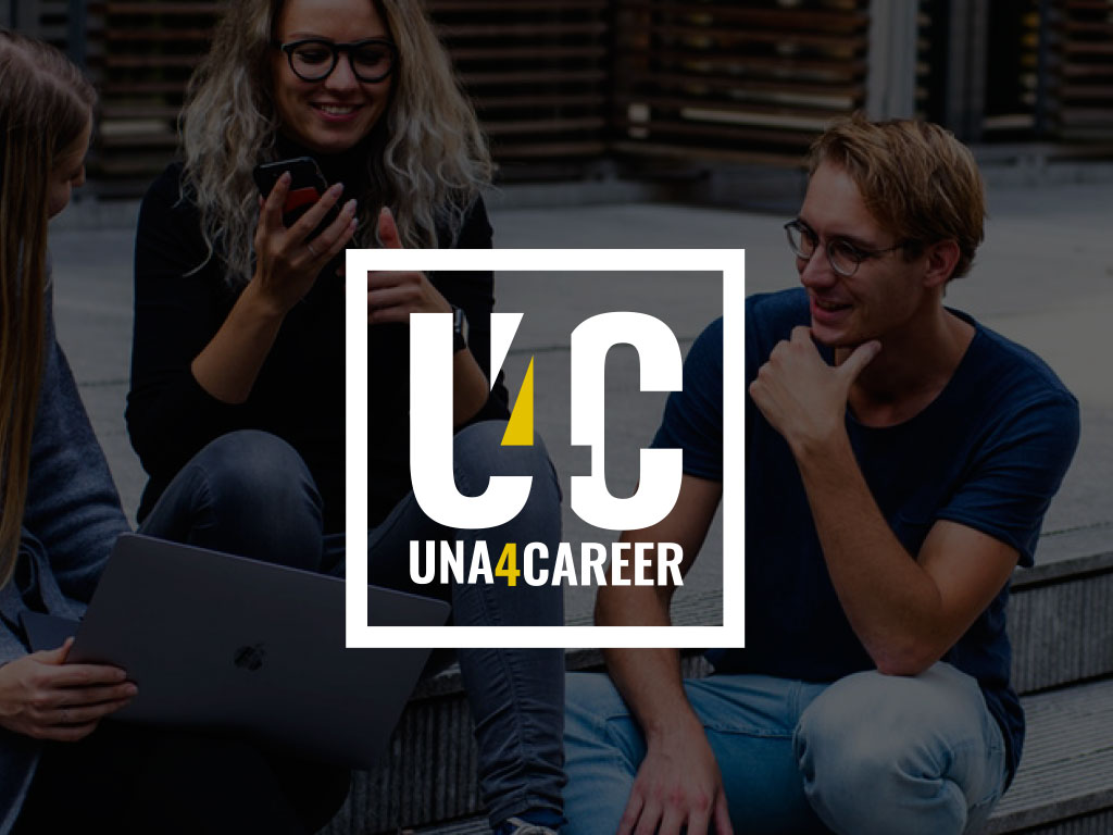 logo Una4Career