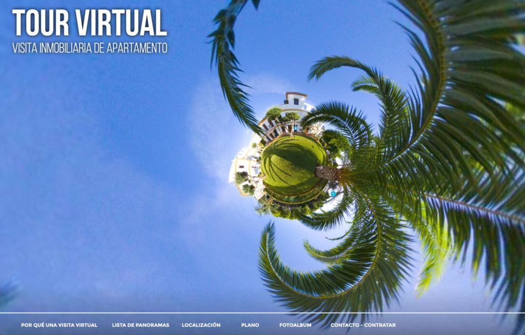visita virtual inmobiliaria apartamento
